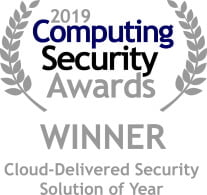 Cloud-Delivered Security Solution of Year